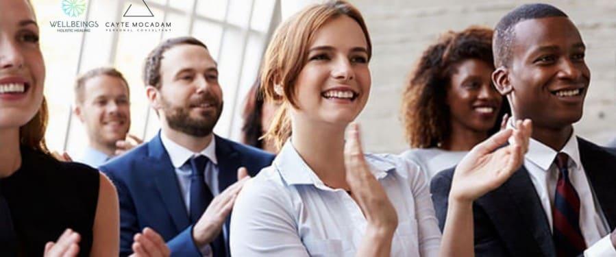 Corporate Wellness Programs - Cayte Mocadam events